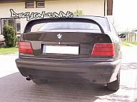 СПОЙЛЕР НА КРЫШКУ БАГАЖНИКА BMW E36 (ВЫСОКИЙ)