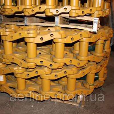 Цепь гусеничная на бульдозер D355A ДЖ260-22-100-01СБ Komatsu