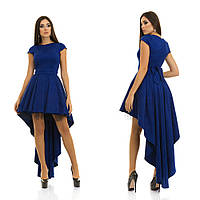 3821f0e6ed1 Вечернее платье со шлейфом и пышной юбкой с поясом и подъюбником в комплекте