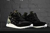 Зимние Мужские кроссовки Asics Gel Lyte MT Black/Green