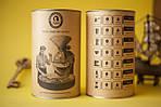 Подарочный набор: кофе в тубусе Nadin!