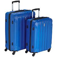 Набор чемоданов на 4 колесах Travelite Colosso L/M Blue TL071210-20