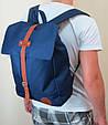 Удобный рюкзак 14 л. Gin Double G, черный, фото 6