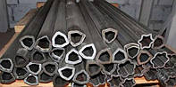 Труба треугольная наружная. Т40 (43,5х3,4)