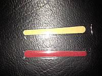 Пилочка для полировки ногтей в индивидуальной целлофановой упаковке