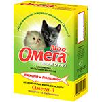 Мультивитаминное лакомство для котят Омега Neo с таурином и L-карнитином