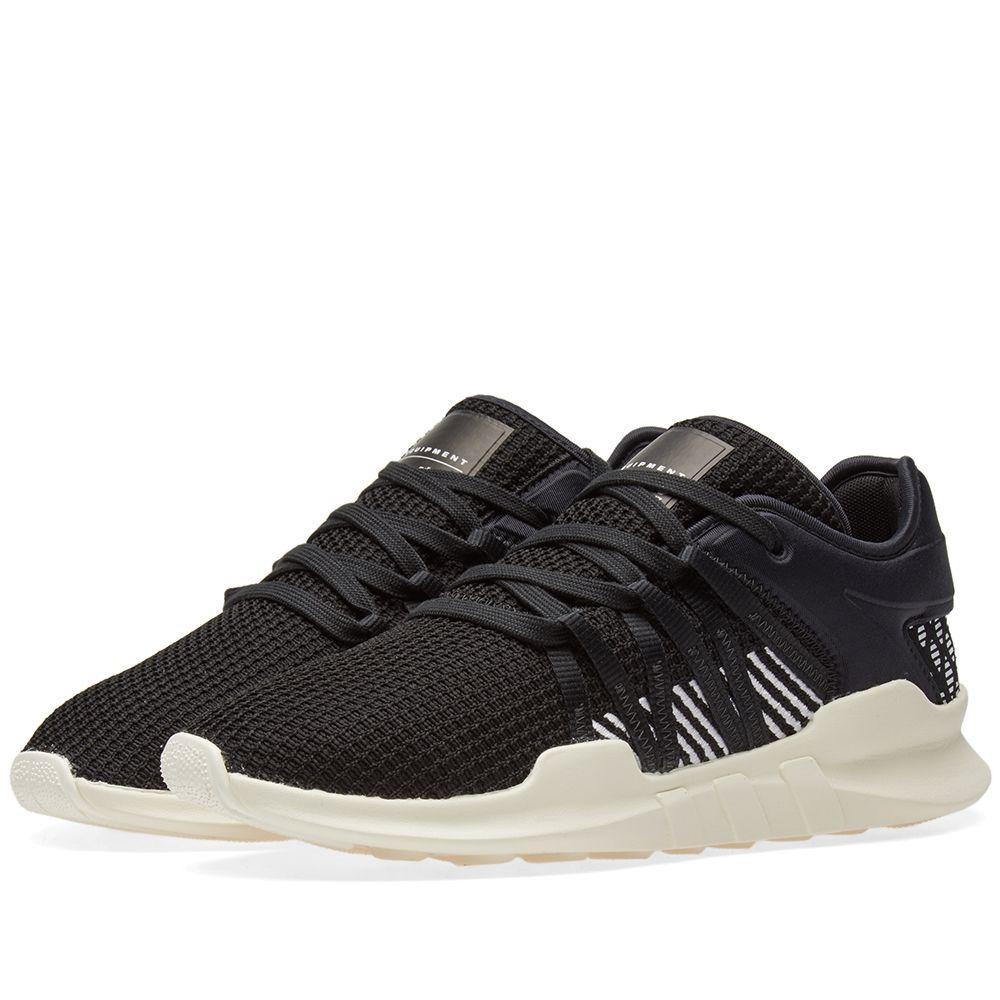310df42a4 Оригинальные кроссовки Adidas EQT Racing ADV W Core Black / Black -  Sport-Sneakers -