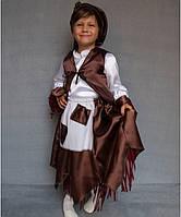 Новогодний карнавальный костюм «Баба Яга»