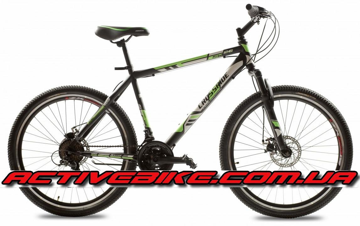 """Велосипед горный Crossride Flash 26""""."""