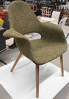 Кресло OrganicАC-150KS оливковое дизайн Charles Eames & Eero Saarinen, фото 1