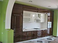Кухня в классическом стиле МДФ, фото 1