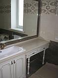 Мебель для ванной в классическом стиле, фото 2