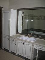 Мебель для ванной в классике