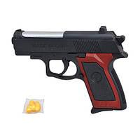 Пистолет на пульках (13см х 9см)