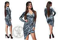 Нарядное платье / бархат / Украина