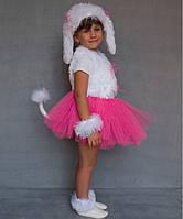 детский карнавальный костюм для девочки «СОБАЧКА»