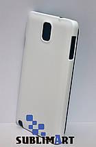 Форма для 3D сублимации на чехлах под Samsung Note 3, фото 2