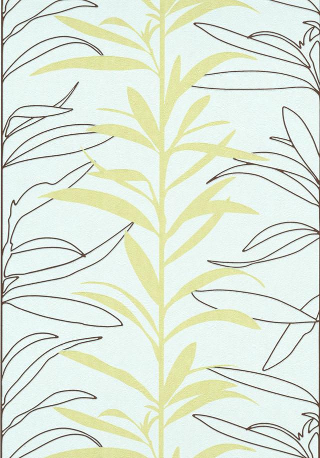 Флизелиновые обои Erismann Leaves Арт. 5732-07