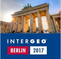 ИНТЕРГЕО 2017, Берлин 26-29 сентября