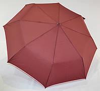 """Однотонный зонт полуавтомат на 8 спиц от фирмы """"SL"""""""