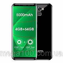 Смартфон Oukitel K5000 золотий (5,7 дюймів, пам'яті 4/64,батарея 5000 мАч)