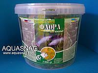 """""""Флора"""" 2кг(10л), растительный, витаминизированный корм для рыб, ТМ""""Золотая Рыбка"""""""