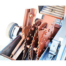 Многофункциональный измельчитель стеблей  MS-350, фото 2