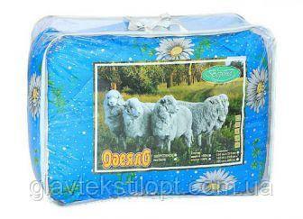"""Шерстяное одеяло """"Верона"""" евро (200*220), фото 2"""