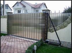 Автоматика Nice для откатных ворот