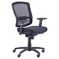 Кресло Коннект HR Сетка черная AMF