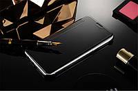 Зеркальный флип-чехол на Samsung Galaxy J510