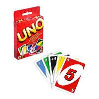 Настольная карточная игра «UNO» W2087 Mattel