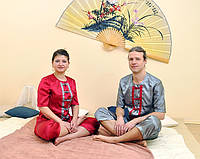 Настоящий тайский массаж (северная школа)