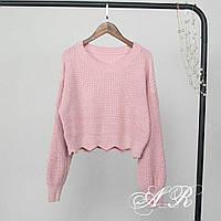 Женский модный свободный свитер (2 цвета), фото 1