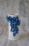Керамическая ваза Индиго