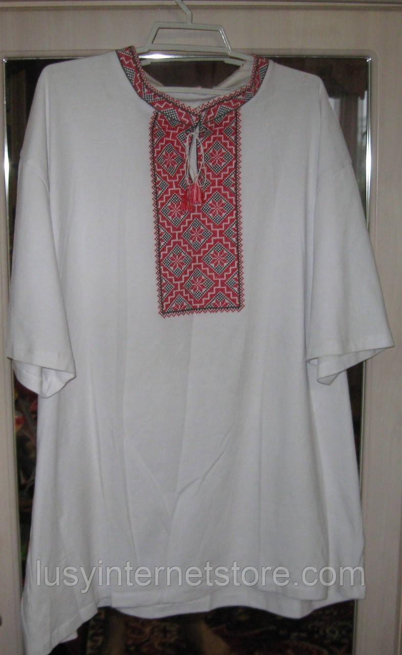 Сорочка мужская цвет белый 605f25ad6208c