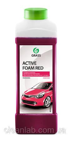 Активная пена Grass  «Active Foam Red», фото 2