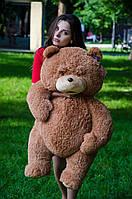 """Плюшевый мишка Тед из фильма """"Третий лишний"""" размер 100см ТМ My Best Friend (Украина) коричневый"""