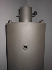 Титан дровяной 100 литров со смесителем, термометром и клапаном безопасности, фото 3