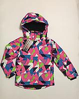 Термо куртка для девочек 128-164 см