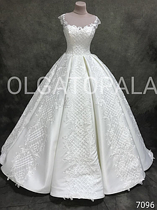 """Свадебное платье ,,Кекс"""" 7096"""