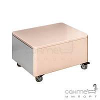 Мебель для ванных комнат и зеркала Fancy Marble Детская приставная тумбочка Fancy Marble Capri на колёсиках