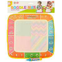 Детский коврик для рисования водой (акваковрик) LT3911