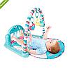 Коврик для младенца с музыкальной панелью HX 20104 A