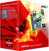 Процессор AMD A4 X2 4000 (AD4000OKHLBOX) BOX