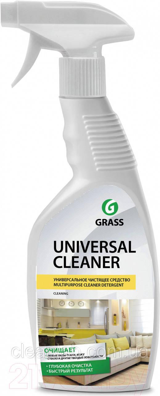 """Универсальное чистящее средство  Grass """"Universal Cleaner"""" 600 мл.тригер"""