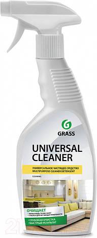"""Универсальное чистящее средство  Grass """"Universal Cleaner"""" 600 мл.тригер, фото 2"""