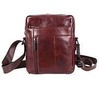 Кожаная мужская сумка 140061, фото 1