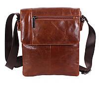 Кожаная мужская сумка 140063, фото 1