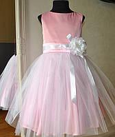 Платье нарядное на девочку Роса (93)